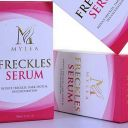 mylea freckles serum blog