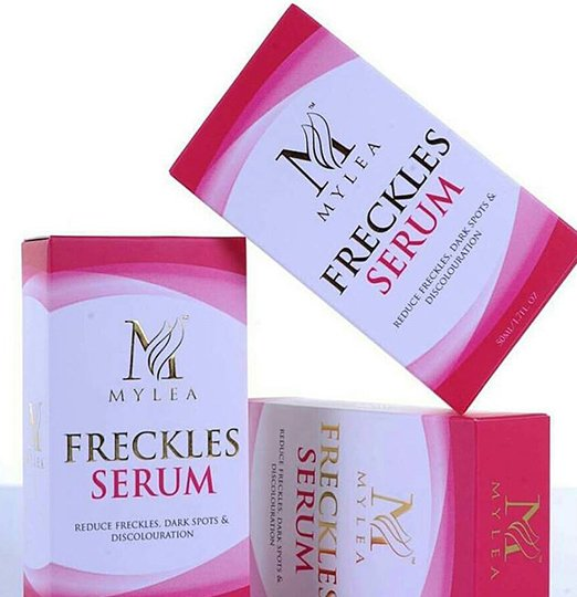 mylea freckles serum product3
