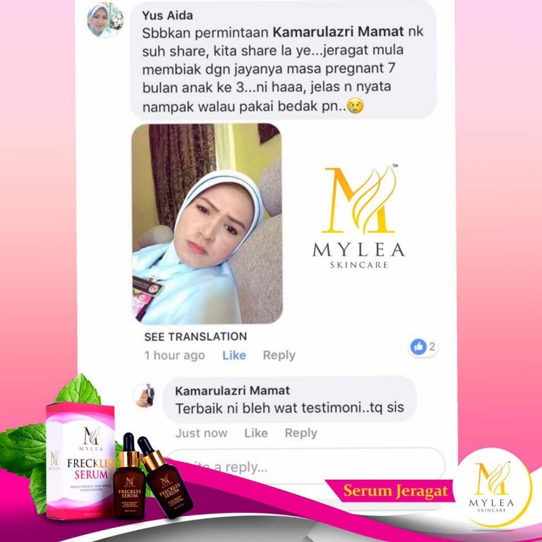 Mylea_Freckle_Serum_Testimoni_70